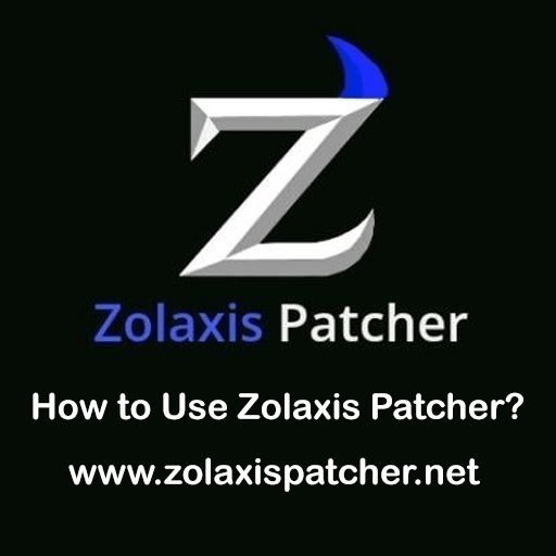 Zolaxis Patcher Use